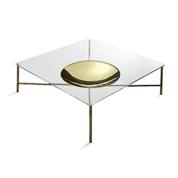 GALLOTTI&RADICE coffee table GOLDEN MOON