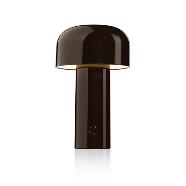 Flos Rechargeable Wireless Table Lamp Bellhop Cioko Polycarbonate