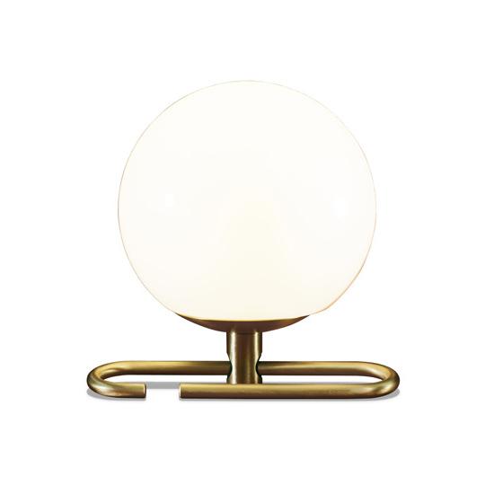 ARTEMIDE lampe de table NH1217 (LED - verre soufflé et laiton)