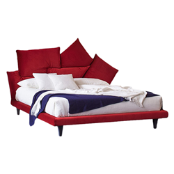 BONALDO double bed PICABIA with bedstead 160x200 cm
