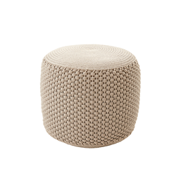 MEME DESIGN outdoor pouf BERENICE SMALL