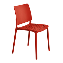 BONALDO set of 2 stacking chairs BLUES