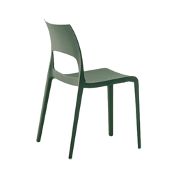 BONALDO set of 2 stacking chairs IDOLE