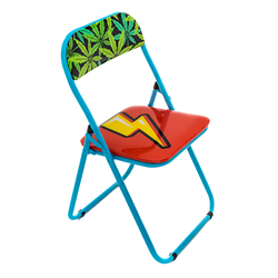 SELETTI chaise pliable FOLDING CHAIR STUDIO JOB-BLOW