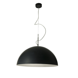 IN-ES.ARTDESIGN lampe à suspension MEZZA LUNA 1