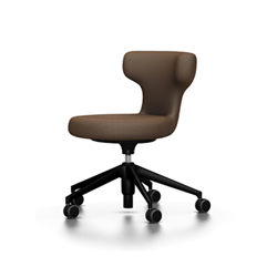 VITRA height-adjustable wheeled chair PIVOT STOOL