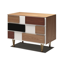 MOLTENI & C chest of drawers GIO PONTI D.655.2