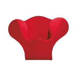 MOROSO fauteuil SOFT BIG EASY SPRING COLLECTION