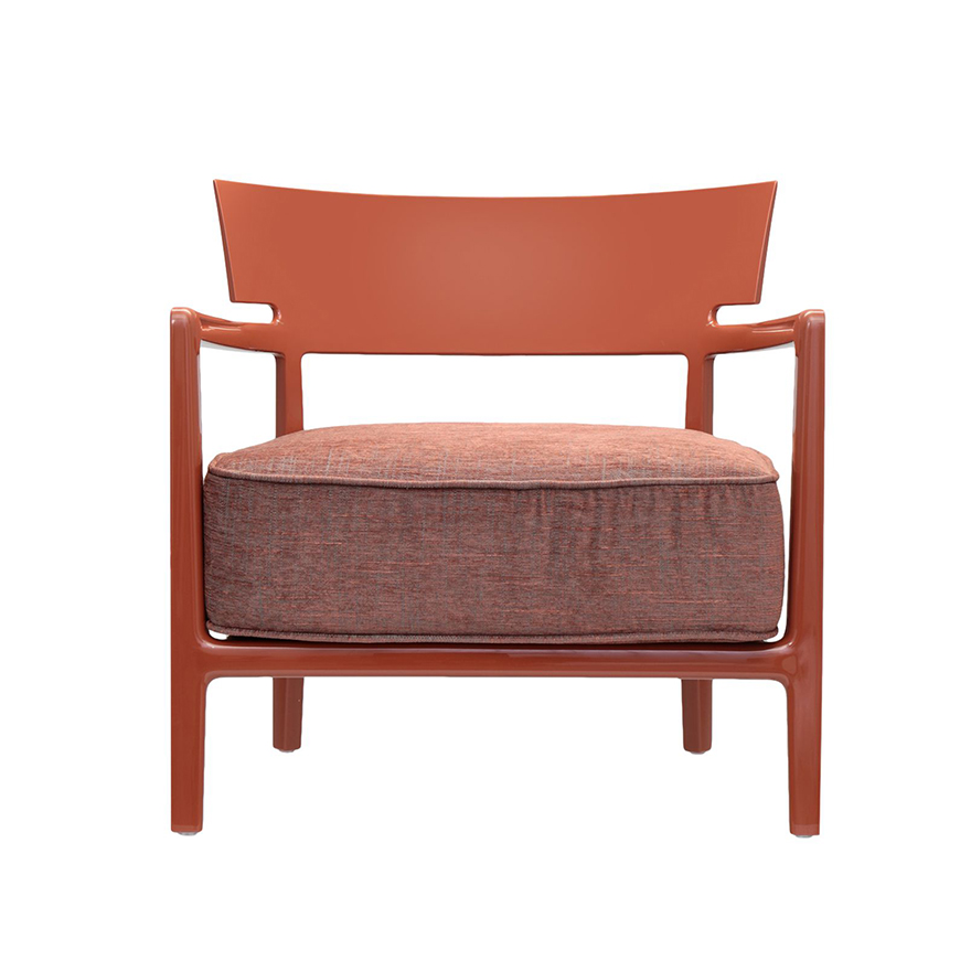 Colorrust Rust Kartell Dyed Cara Solid Mass Armchair bf6vIYgy7