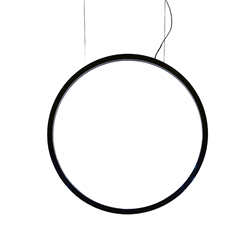 "ARTEMIDE outdoor suspension lamp ""O"""