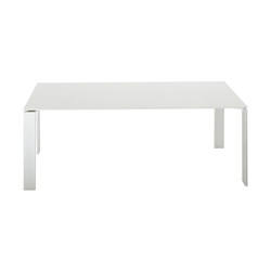 KARTELL table FOUR SOFT TOUCH  dim. 190x72x79