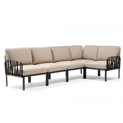 NARDI outdoor sofa KOMODO 5