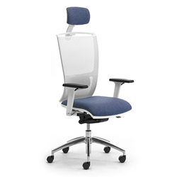 LEYFORM high executive office armchair COMETA W 55062 with arms