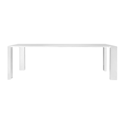 ZEUS table rectangulaire BIG GIM