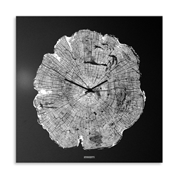 dESIGNoBJECT wall clock LIFE