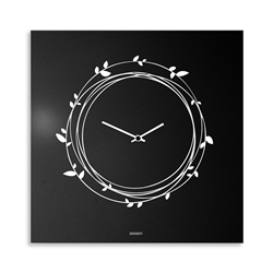 dESIGNoBJECT wall clock NEST