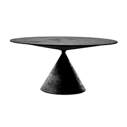 DESALTO table oval CLAY