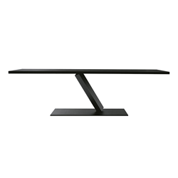 DESALTO table rectangulaire ELEMENT 200 x 99 cm