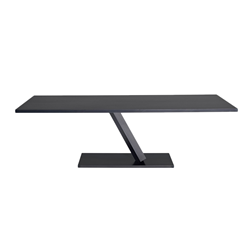 DESALTO table rectangulaire ELEMENT 240 x 99 cm