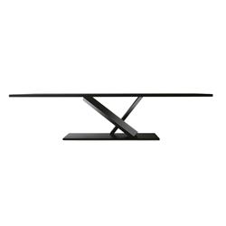 DESALTO table rectangulaire ELEMENT 300 x 99 cm