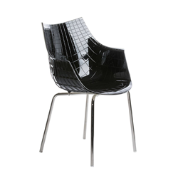 DRIADE fauteuil MERIDIANA