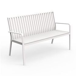 TALENTI outdoor bench LADY PiùTrentanove Collection
