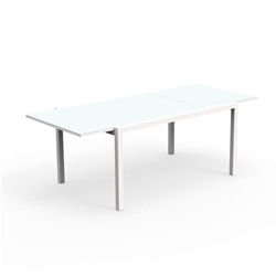 TALENTI outdoor extending table 152-225 cm TOUCH PiùTrentanove Collection