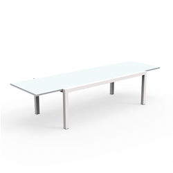 TALENTI outdoor extending table 220-330 cm TOUCH PiùTrentanove Collection