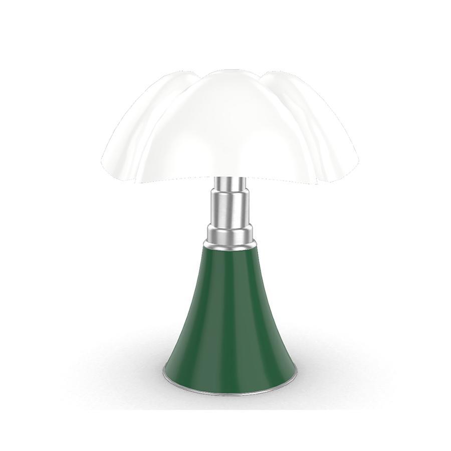 MARTINELLI LUCE lampe de table PIPISTRELLO MED (Vert - Métal et méthacrylate)
