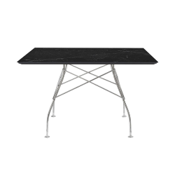 KARTELL square table GLOSSY 118 x 118 cm