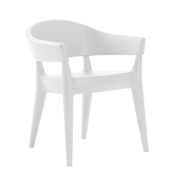 ALMA DESIGN set de 2 fauteuils JO