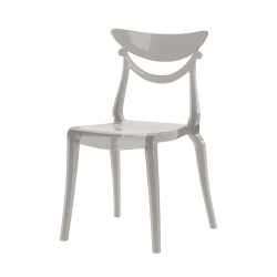 ALMA DESIGN set de 4 chaises MARLENE