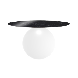 BONALDO round table CIRCUS Ø 140 cm matt white base
