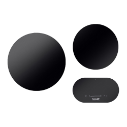 FOSTER induction hob MODULAR SERIES with 2 round zones 7366 020