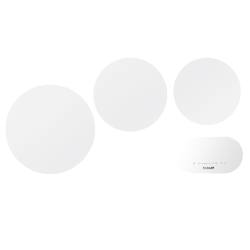 FOSTER induction hob MODULAR SERIES with 3 round zones 7366 035