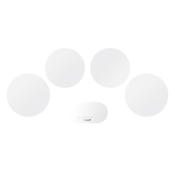 FOSTER induction hob MODULAR SERIES with 4 round zones 7366 045